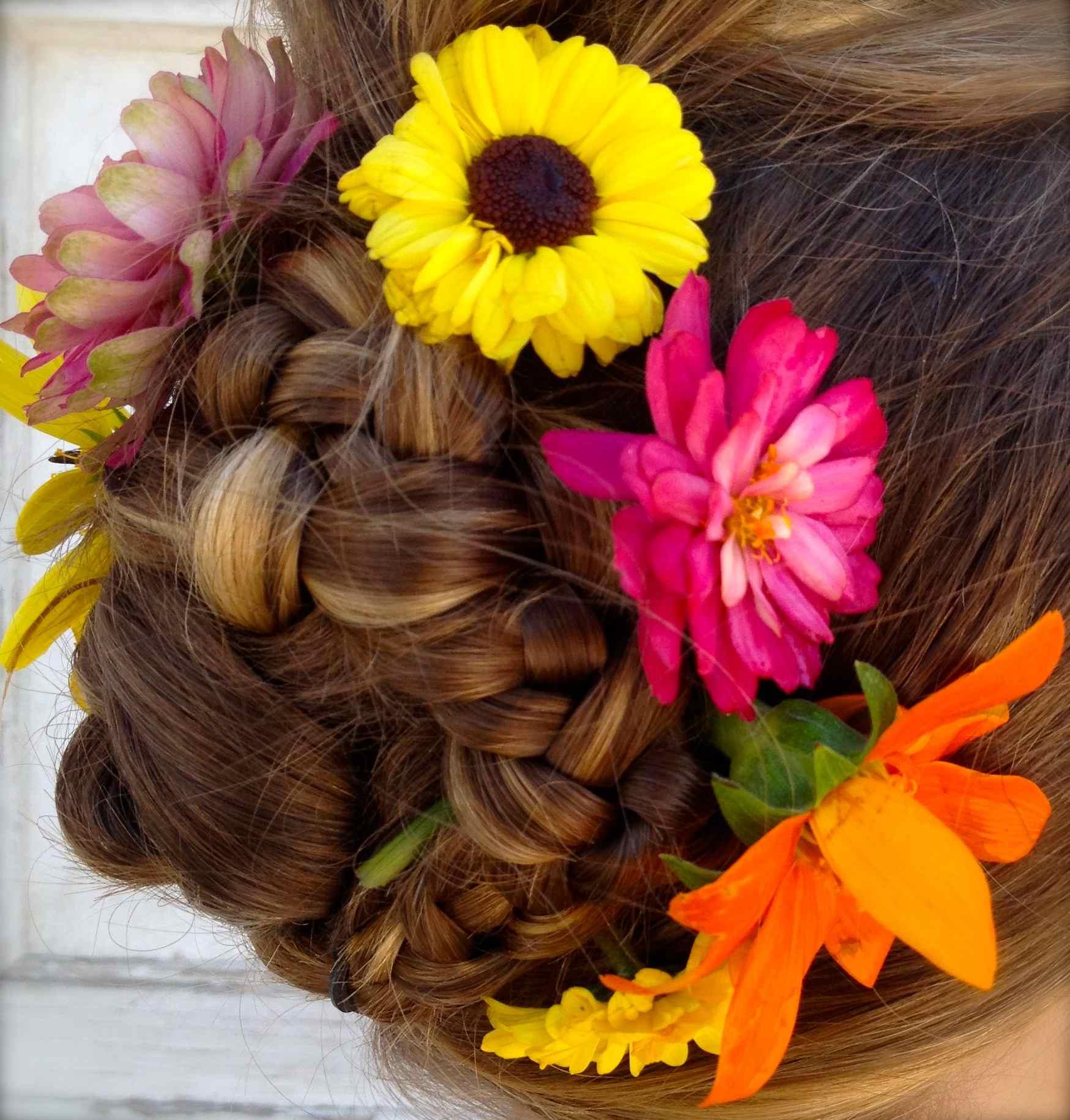 blooming bun