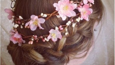 Photo of 12 Floral Hairstyles That Are So Sweet for Spring
