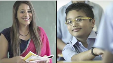 Photo of Innocently Cute Video Of A Kid Who Has A Crush On His Teacher. And How She Gets Impressed!