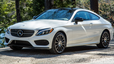 Photo of The exceptionally stylish 2017 Mercedes C300 Coupe demands attention