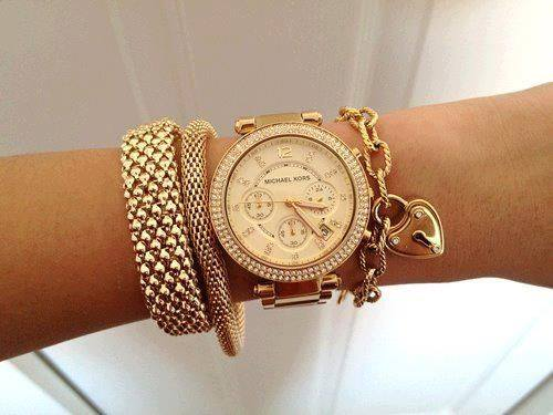 Latest-Fashion-New-Variety-Gold-Watch-Bracelet-Designs-2015-5