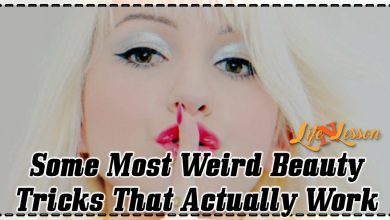 Photo of Some Weird Beauty Tricks That Actually Work..and That's For Sure..