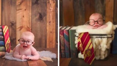 Photo of This Magical Dad Built A 'Harry Potter' Nursery For His Little Wizard.