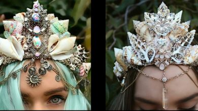 Photo of These Handmade Seashell Crowns Will Make Anyone Feel Like Royalty
