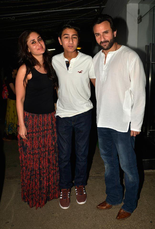 image Khushi with raj and akshay