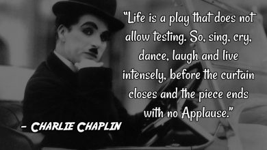 Photo of 12 Most Inspiring Quotes From Charlie Chaplin That Could Change Your Life!