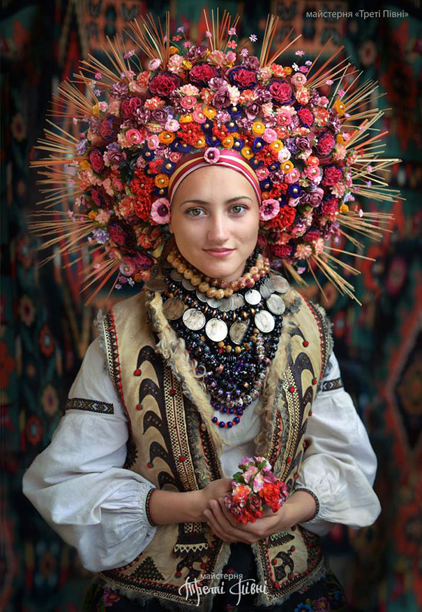 Flower headdress1