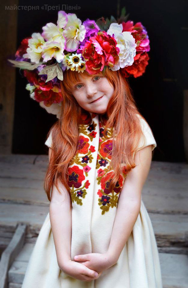 Flower headdress13