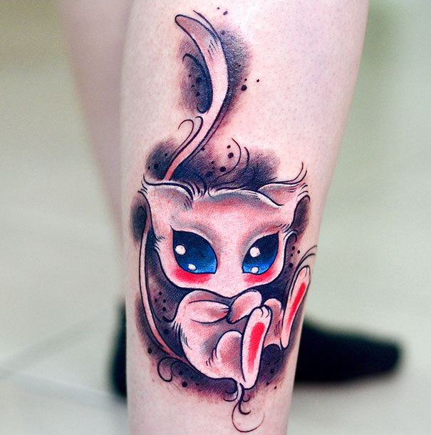 Pokemon Tattoo 18