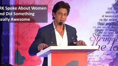 Photo of Shah Rukh Khan's Speech About Women at Book Launch Upsets Some Guests