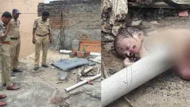Photo of Newborn Girl Found Dead After Being Abandoned On The Roof-Top Of A Building