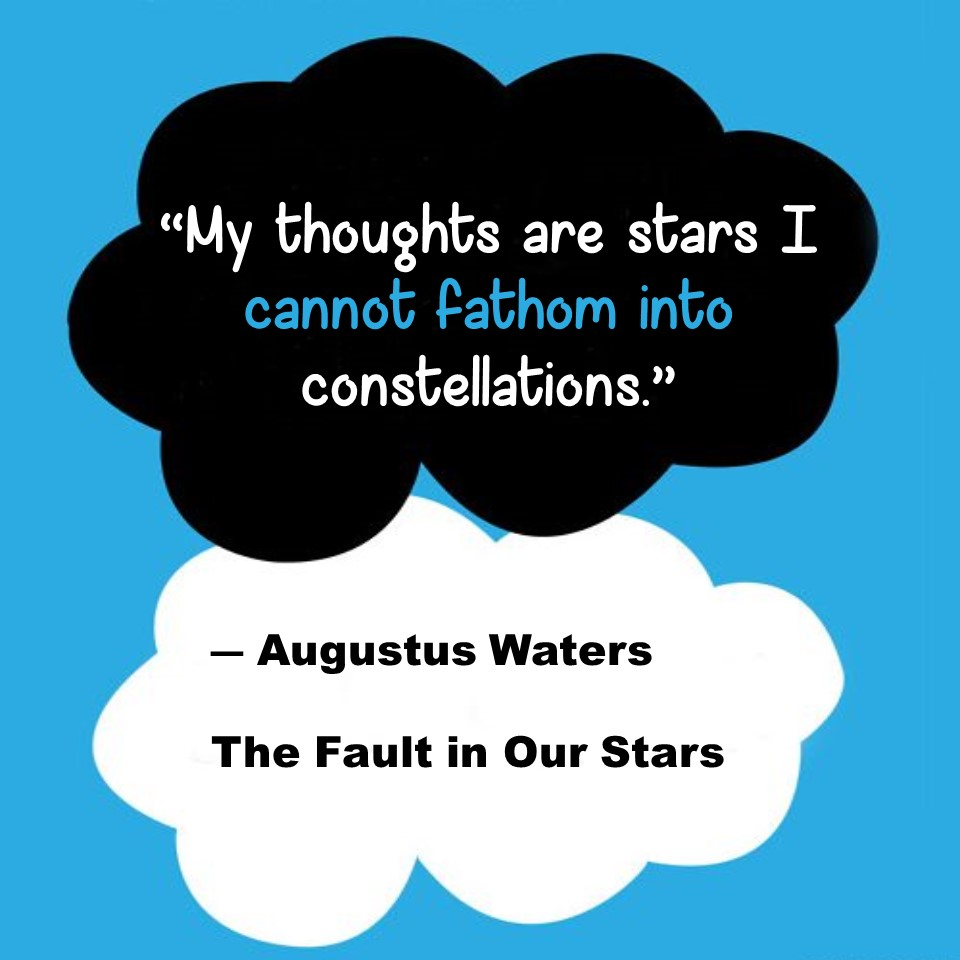 12 Beautiful The Fault In Our Stars Quotes That Will Touch Your