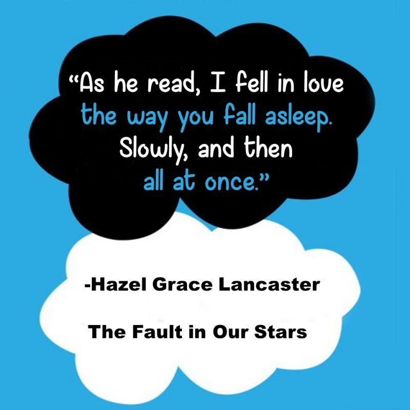 Fault in Our Stars Quotes