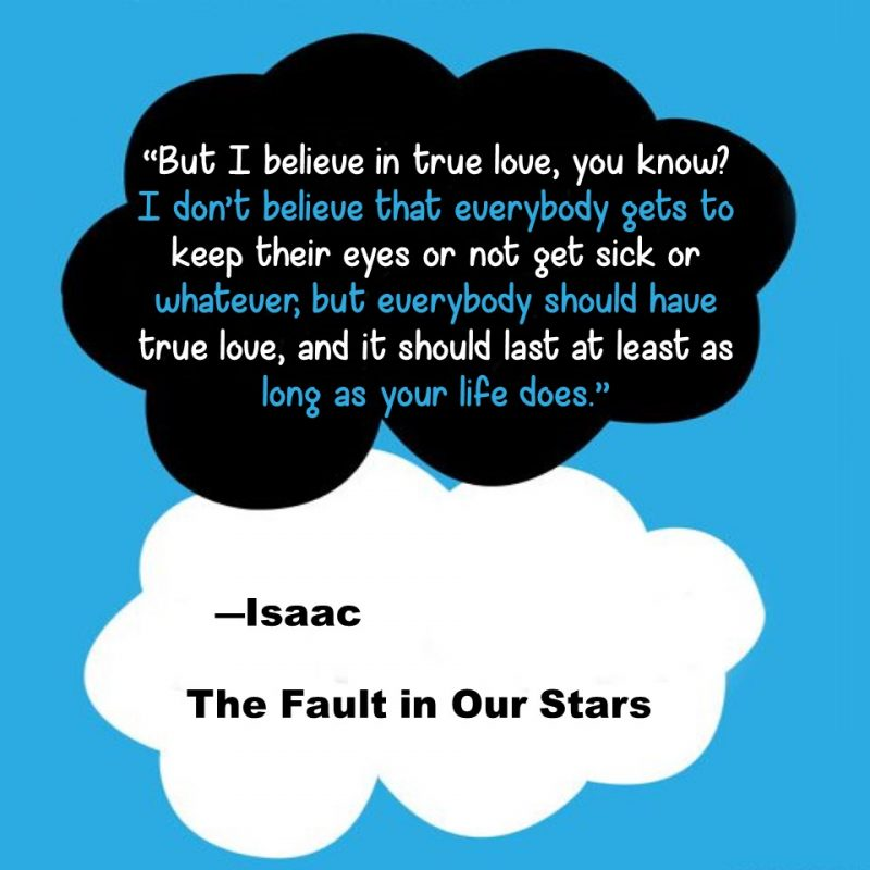 Superb Fault In Our Stars Quotes The ...
