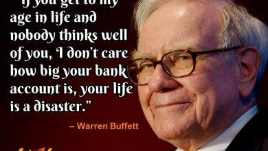 "Photo of ""Warren Buffett"" Quotes on Investing & Success- Learn to Build Wealth"