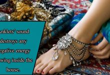 Photo of Science Says That Wearing  Anklets Have Many Health Benefits That You Need To Know!