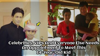 Photo of Footballers, Bollywood Celebs & Other VIPs Need To Take An Appointment To Meet This 14-Year-Old Kid In Dubai! But Why?