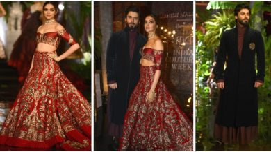 Photo of Deepika Padukone and Fawad Khan turned Show Stoppers for Manish Malhotra