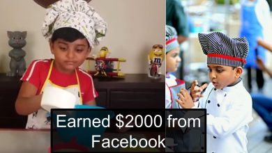 Photo of How 6 Years Old  Kid Receives $2,000 (Around Rs.1,35,000) From Facebook. (Nihal Raj)