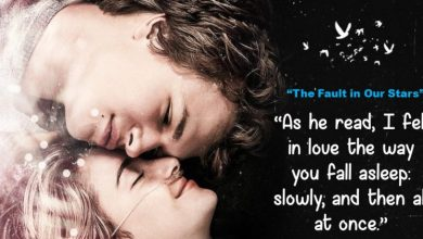 Photo of 12 Beautiful 'The Fault In Our Stars' Quotes That Will Touch Your Soul