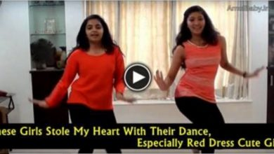 Photo of These College Girls Mesmerise You This Night With Their Dance, Especially That Red Gorgeous Girl