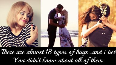 Photo of Did you know you can hug a person at least 18 different ways?