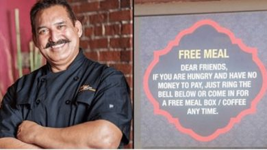 Photo of An Indian Restaurant In Canada Is Giving Free Food To People Who Can't Afford It