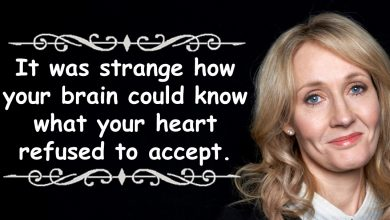Photo of Life Inspiring Quotes From The Famous Author 'J.K Rowling' & Some Cool Facts About Her