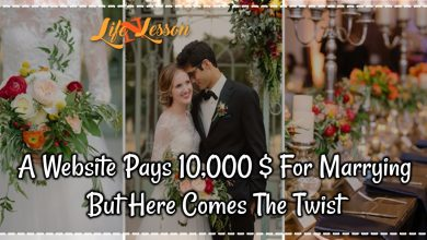 Photo of Isn't It Weird Why A Website Pays 10K$ For Marrying.. But Then There Comes A Twist
