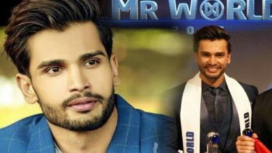 Photo of Meet Rohit Khandelwal, The First Asian From India To Win Mr. World