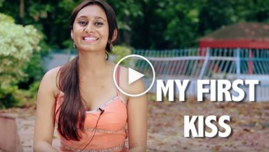 Photo of Delhi university students share their first experience of kissing – My First Kiss