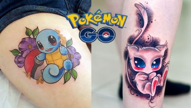 Photo of Everyone is Catching Pokémon fever and These Tattoos Will Show You How…