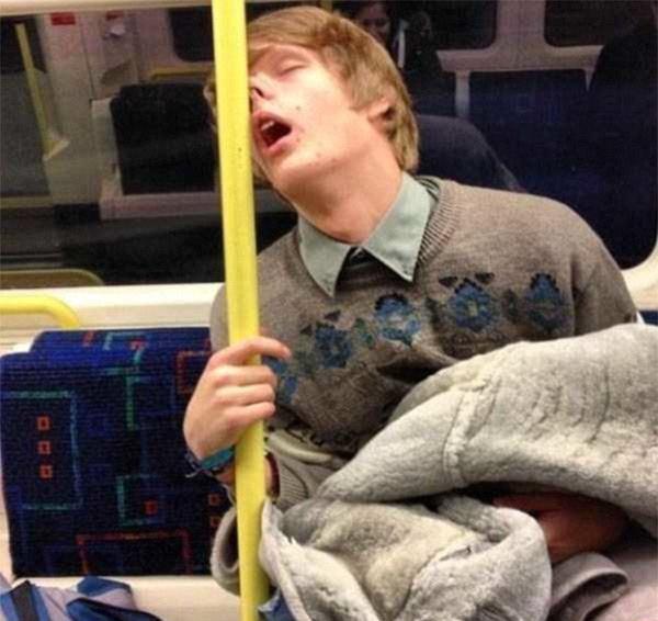 sleeping funny 4