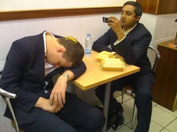 sleeping funny 9