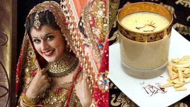 Photo of Here's Why Indian Brides Carry A Glass Of Milk To The Bedroom On Their Suhaag Raat