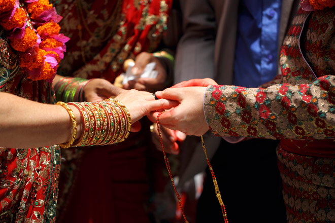 arrange marriage 1