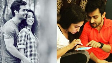 Photo of These Pictures of 'Sasural Simar Ka' Fame Dipika Kakkar with Her Newly Found Love Will Make You Go Awww