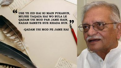 Photo of 20 Verses by Gulzar That Prove No One Plays With Words Better Than Him