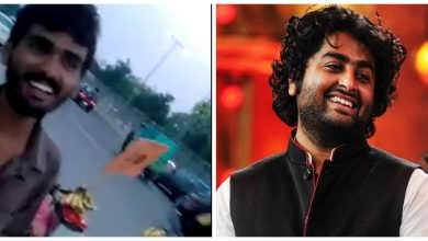 Photo of This Pakistani fruit-seller singing Arijit Singh's song from Khamoshi will win your heart