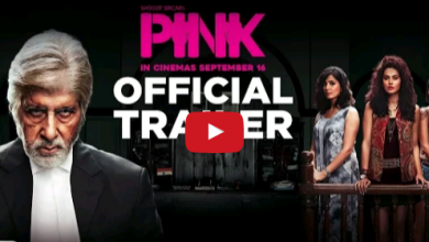 Photo of Just Out: The Official Trailer Of PINK Is So Gripping That It'll Compel You To Watch The Film
