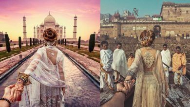 Photo of Girlfriend takes his love of hands on inspiring photographic series in India