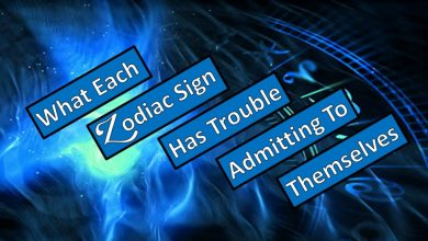 Photo of What Each Zodiac Sign Has Trouble Admitting To Themselves