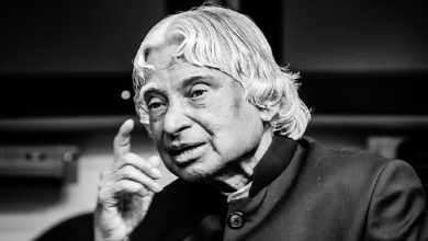 Photo of A.P.J. Abdul Kalam : The Missile Man