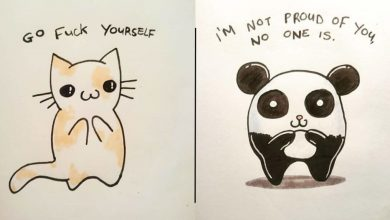 Photo of 27 Adorable Yet Offensive Cards You'd Love To Give To All The Assholes In Your Life