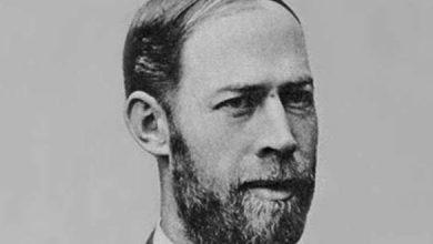 Photo of Heinrich Hertz