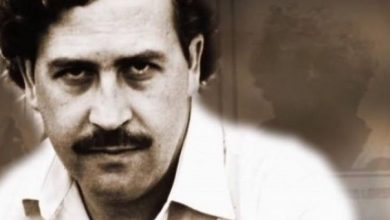 Photo of Pablo Escobar