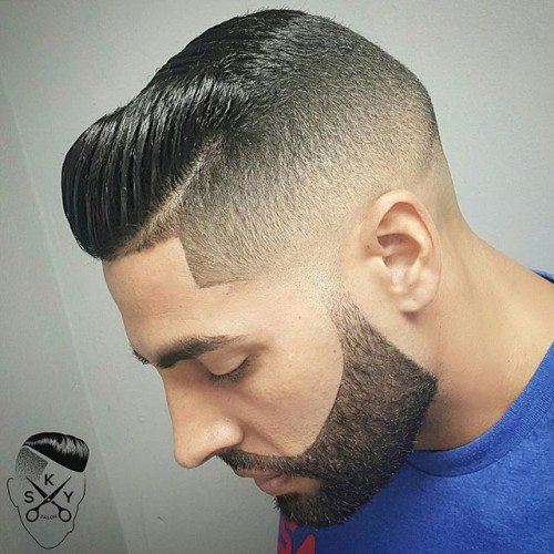 17 Best Modern Pompadour Haircut For Men Pomp It Up Dude