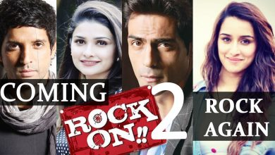 Photo of Rock On 2 Movie 2016 – Farhan Akhtar, Arjun Rampal, Purab Kohli, Shraddha Kapoor