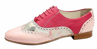 Drish Leather Oxfords for Women