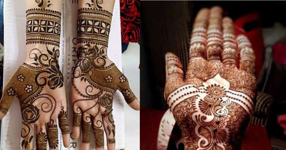 46 best mehndi design to try on this karva chauth   life